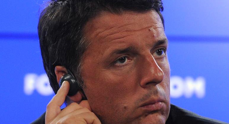 Italien: Mit dem Dolch des Referendums